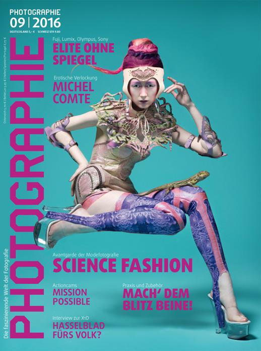 In der Ausgabe 09 2016 lesen Sie einen Beitrag von mir zum Thema Objektiv-Technik.