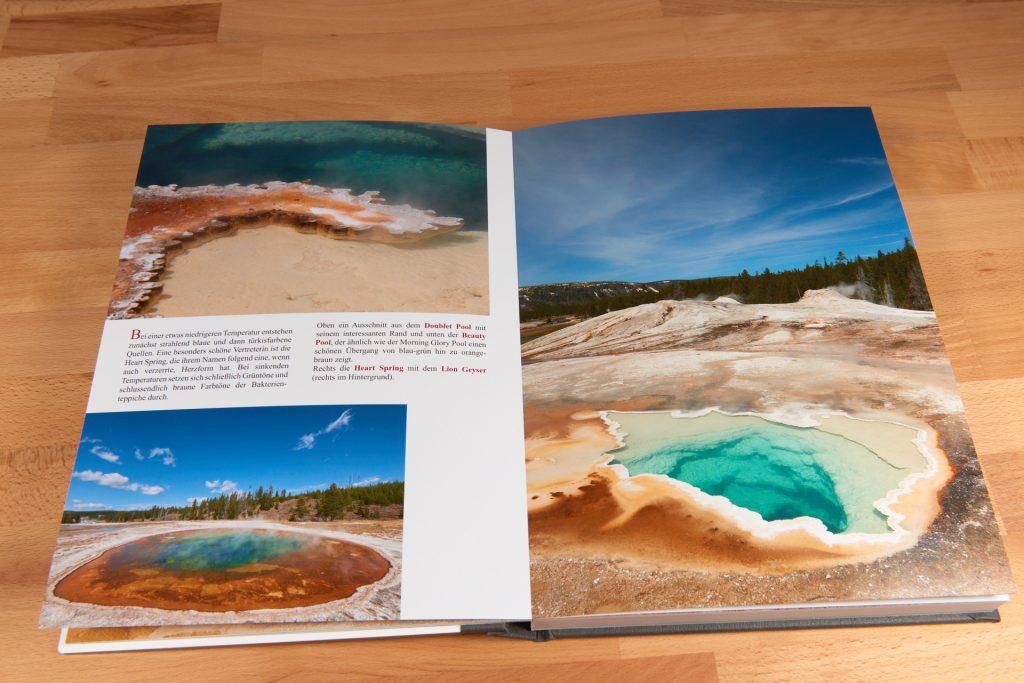 Passgenauigkeit der Bildpositionierung im Professional Line Fotobuch von Saal Digital