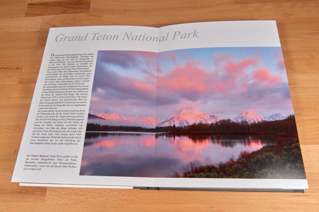 Farbtest des Professional Line Fotobuchs von Saal Digital